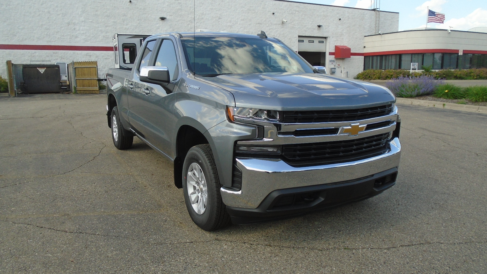 2019 Silverado 1500 Double Cab 4x4, Pickup #84246 - photo 1
