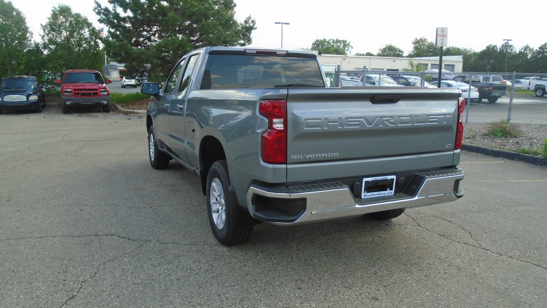 2019 Silverado 1500 Double Cab 4x4, Pickup #84246 - photo 2