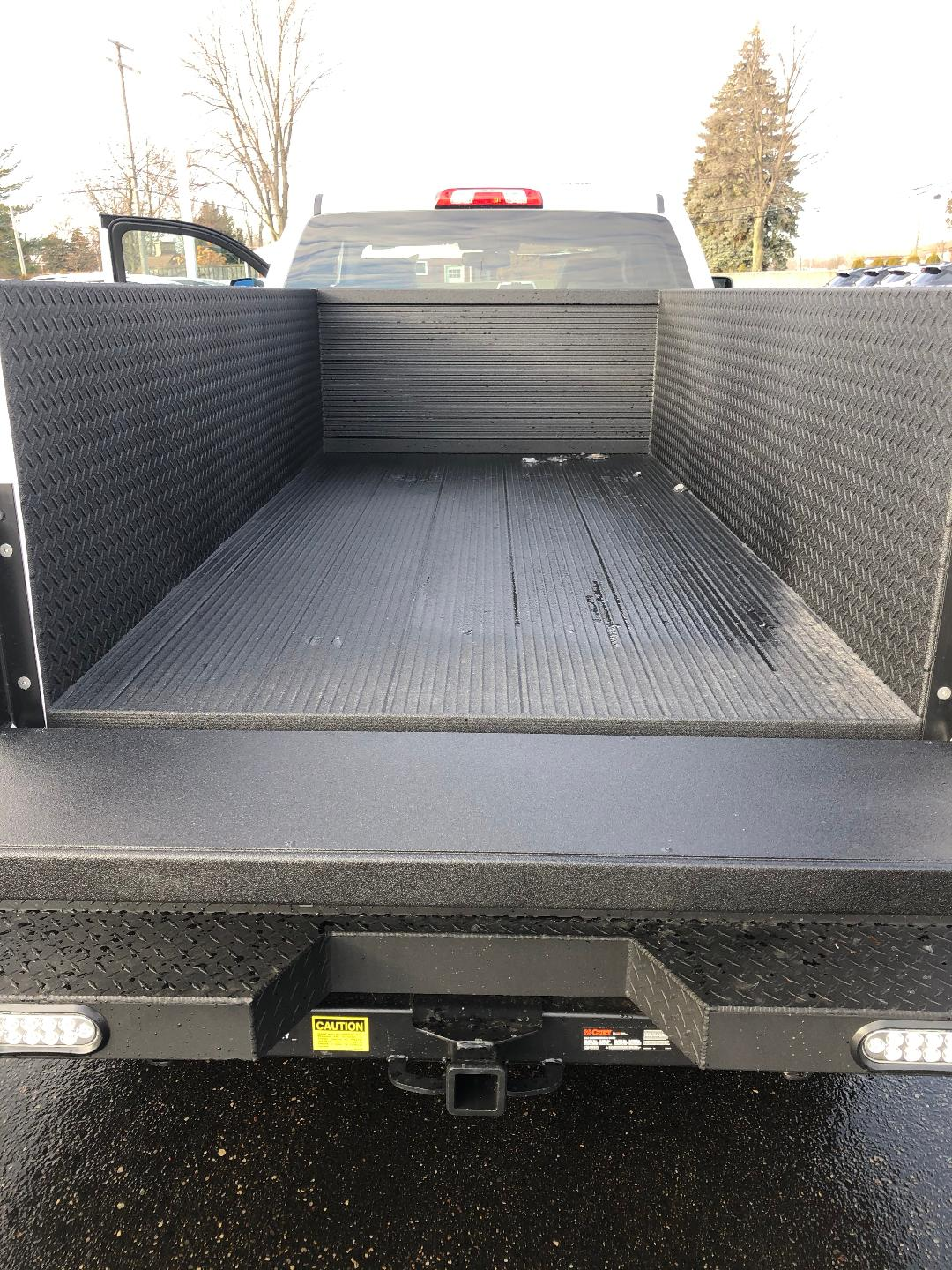 2019 Chevrolet Silverado 2500 Double Cab 4x2, Monroe AL Series MSS II Service Body #85169 - photo 4