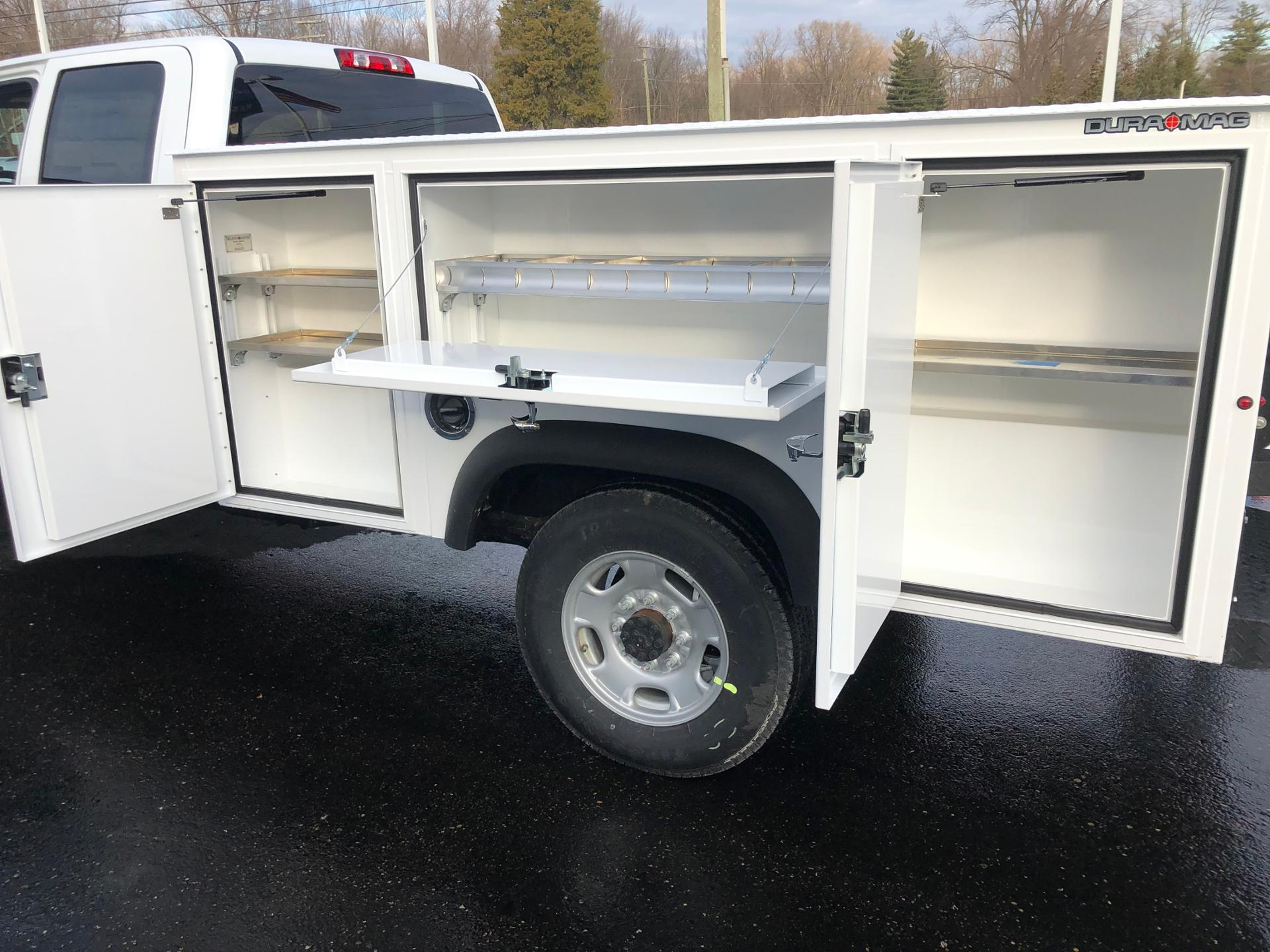 2019 Chevrolet Silverado 2500 Double Cab 4x2, Monroe AL Series MSS II Service Body #85169 - photo 2