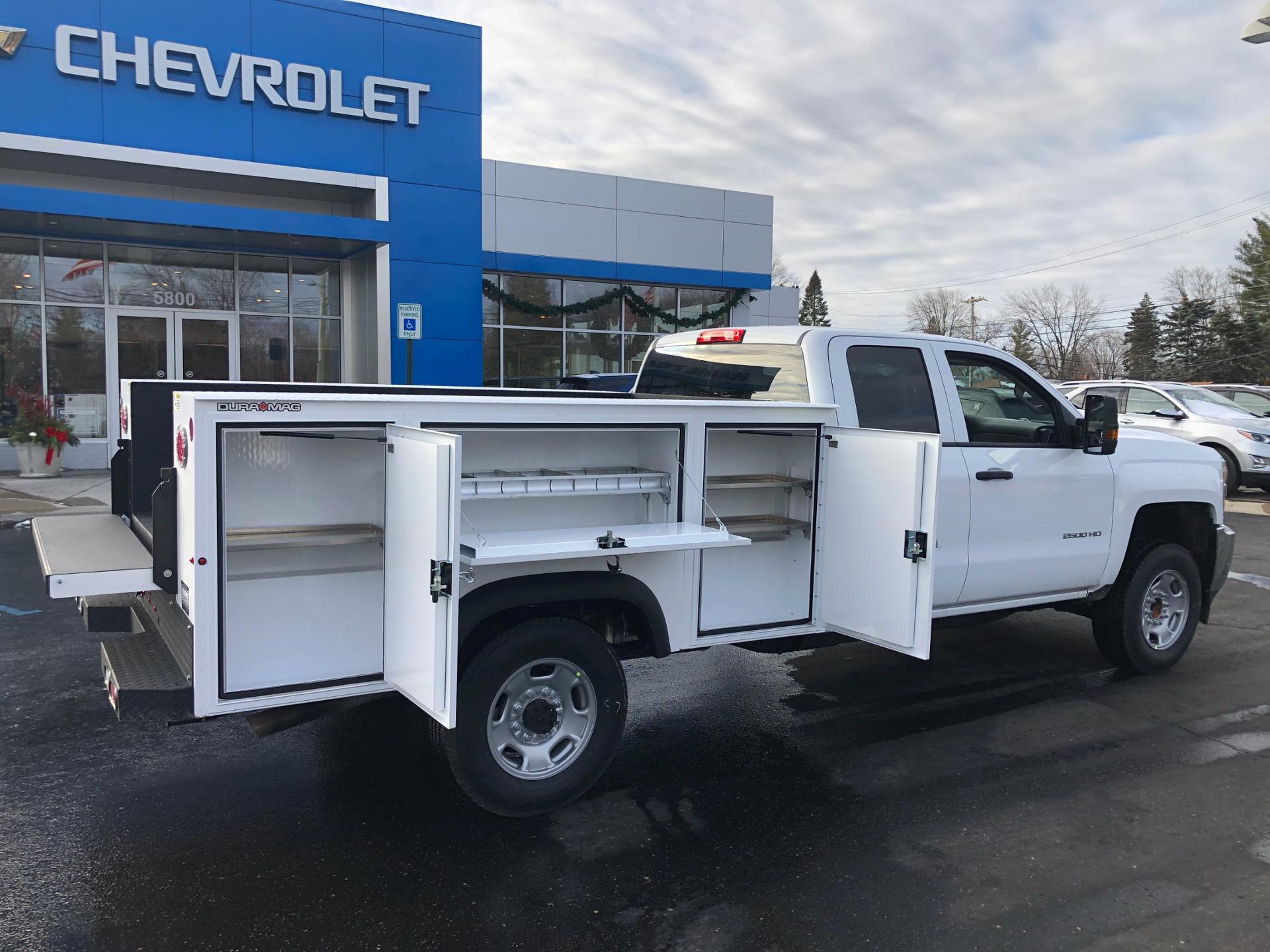 2019 Chevrolet Silverado 2500 Double Cab RWD, Monroe AL Series MSS II Service Body #85169 - photo 7