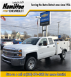 2019 Chevrolet Silverado 2500 Double Cab 4x2, Monroe AL Series MSS II Service Body #85169 - photo 1