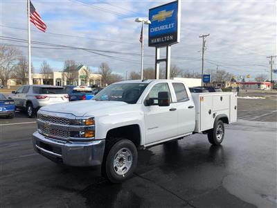 2019 Silverado 2500 Double Cab 4x2, Monroe AL Series MSS II Service Body #85170 - photo 4