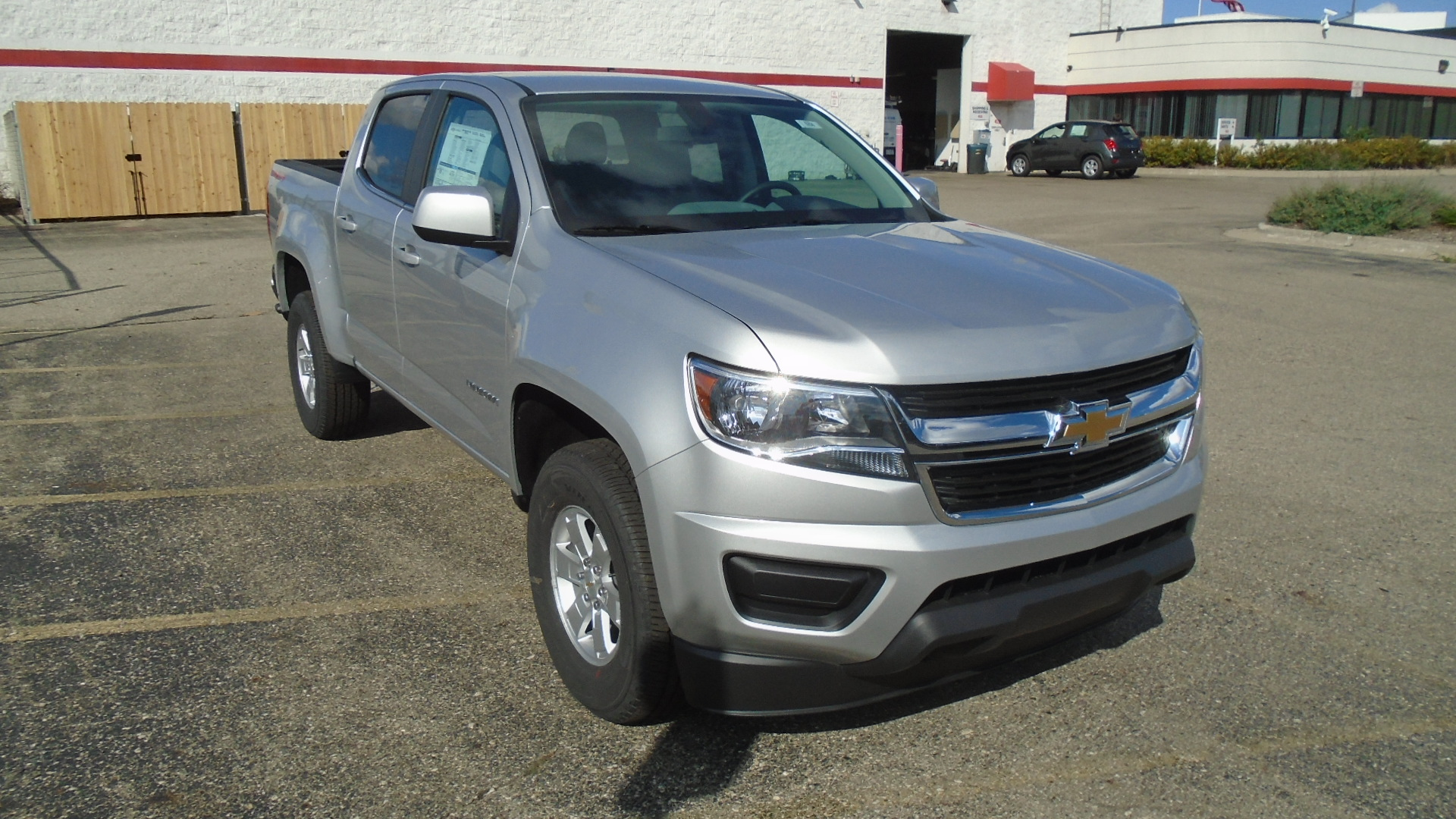 2020 Chevrolet Colorado Crew Cab 4x4, Pickup #85236 - photo 1