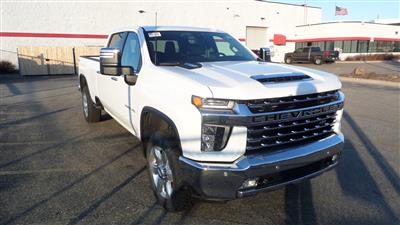 2020 Silverado 3500 Crew Cab 4x4, Pickup #85339 - photo 1