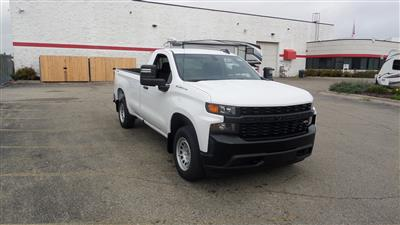 2020 Silverado 1500 Regular Cab 4x4, Pickup #85344 - photo 1