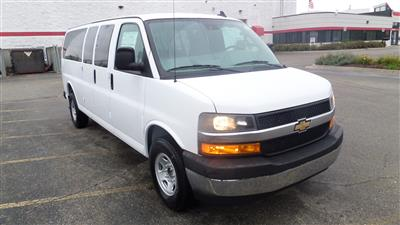 2019 Chevrolet Express 3500 RWD, Passenger Wagon #85497 - photo 3
