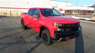 2020 Silverado 1500 Crew Cab 4x4, Pickup #85507 - photo 1