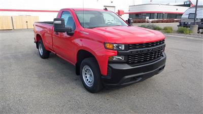 2020 Silverado 1500 Regular Cab 4x4, Pickup #85550 - photo 1