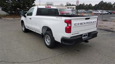 2020 Chevrolet Silverado 1500 Regular Cab 4x4, Pickup #85731 - photo 2