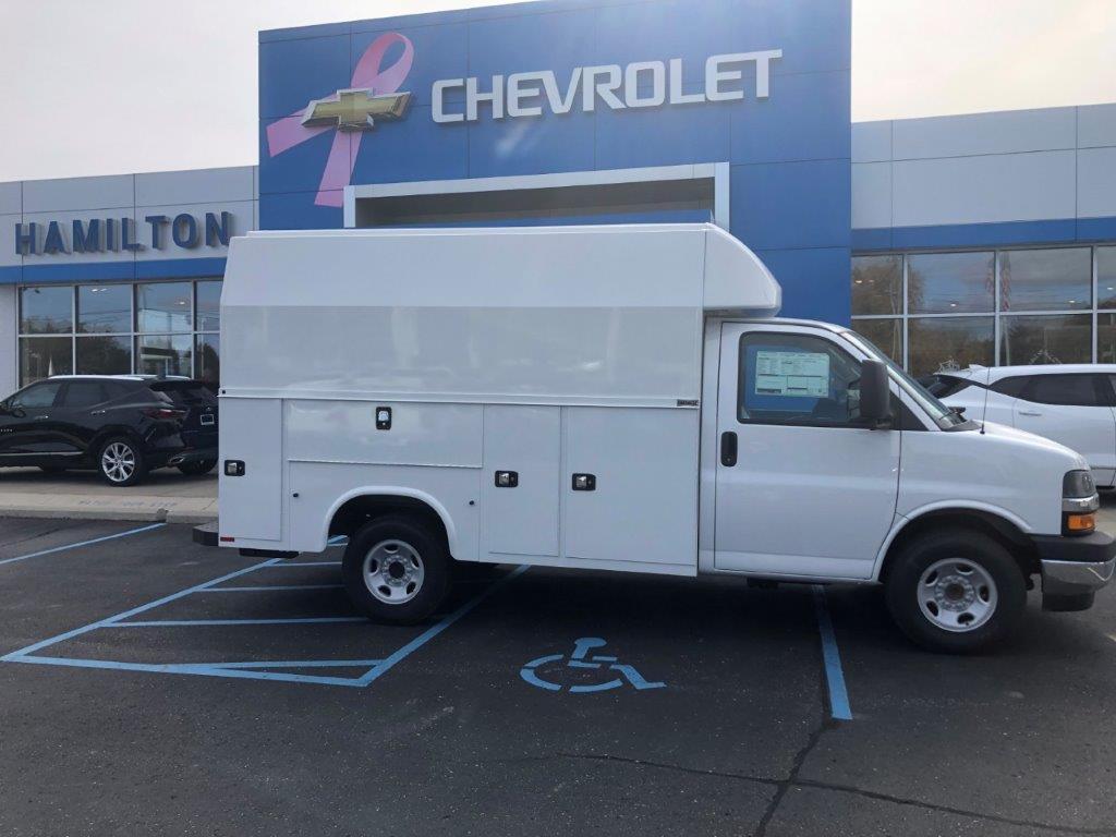 2019 Chevrolet Express 3500 RWD, Knapheide KUV Service Utility Van #86215 - photo 7
