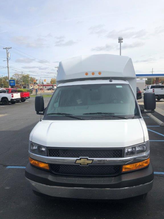 2019 Chevrolet Express 3500 RWD, Knapheide KUV Service Utility Van #86215 - photo 8