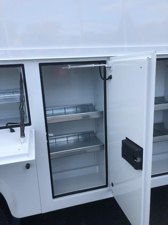 2019 Express 3500 4x2, Knapheide KUV Service Utility Van #86215 - photo 8