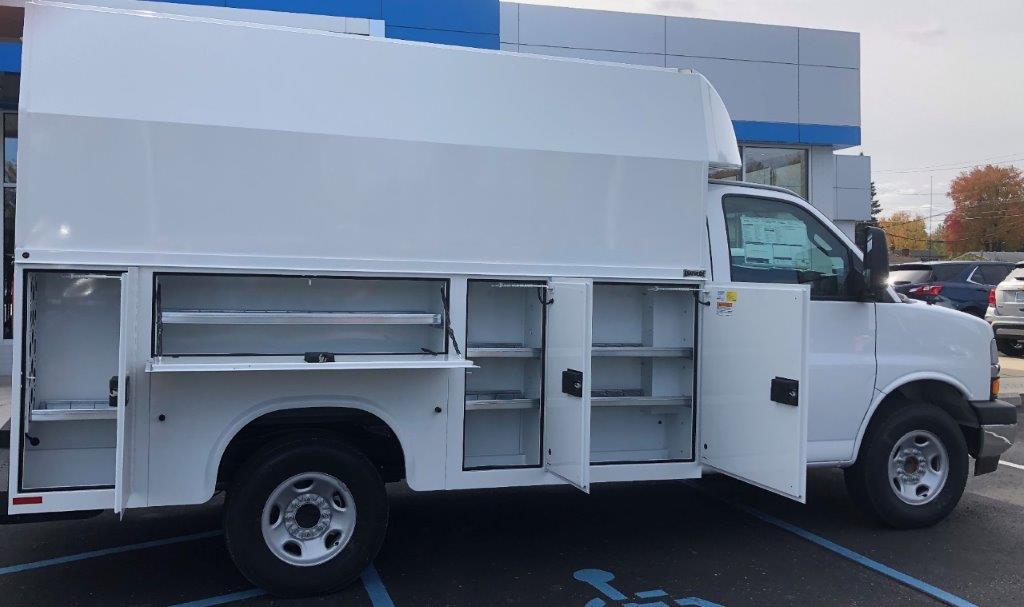 2019 Chevrolet Express 3500 RWD, Knapheide KUV Service Utility Van #86215 - photo 10
