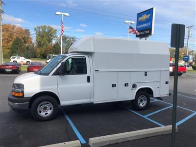2019 Chevrolet Express 3500 RWD, Knapheide KUV Service Utility Van #86215 - photo 4