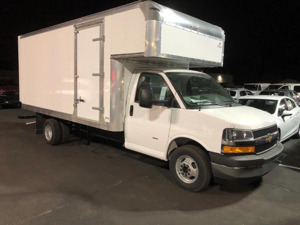 2020 Express 3500 4x2, Supreme Iner-City Cutaway Van #86216 - photo 1