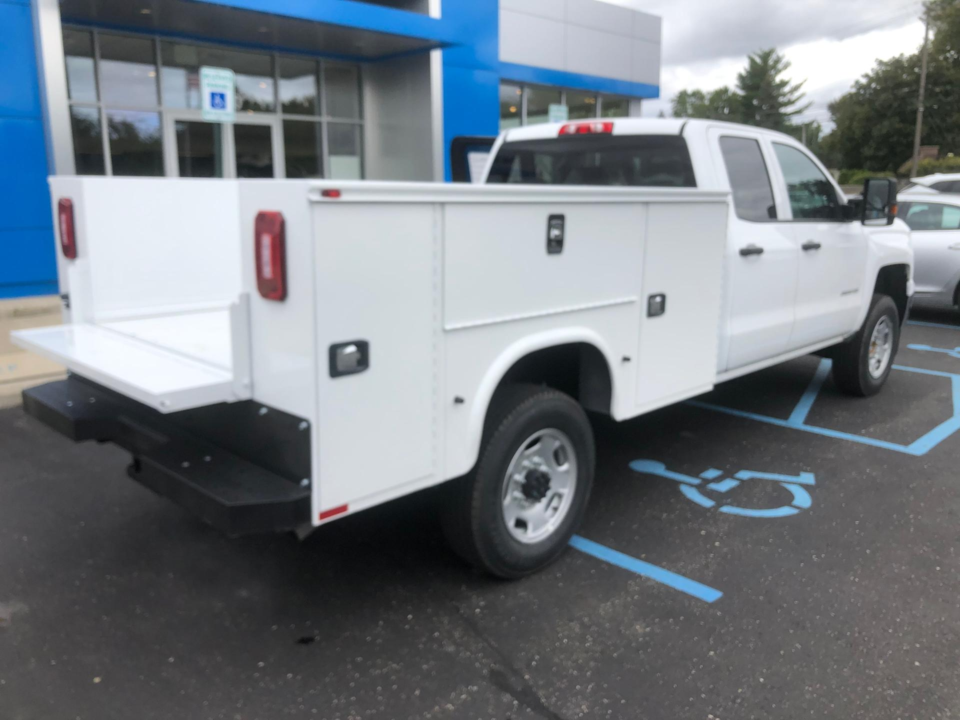 2019 Silverado 2500 Double Cab 4x2, Knapheide Standard Service Body #86235 - photo 1