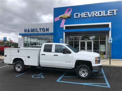 2019 Silverado 2500 Double Cab 4x2, Knapheide Standard Service Body #86235 - photo 4