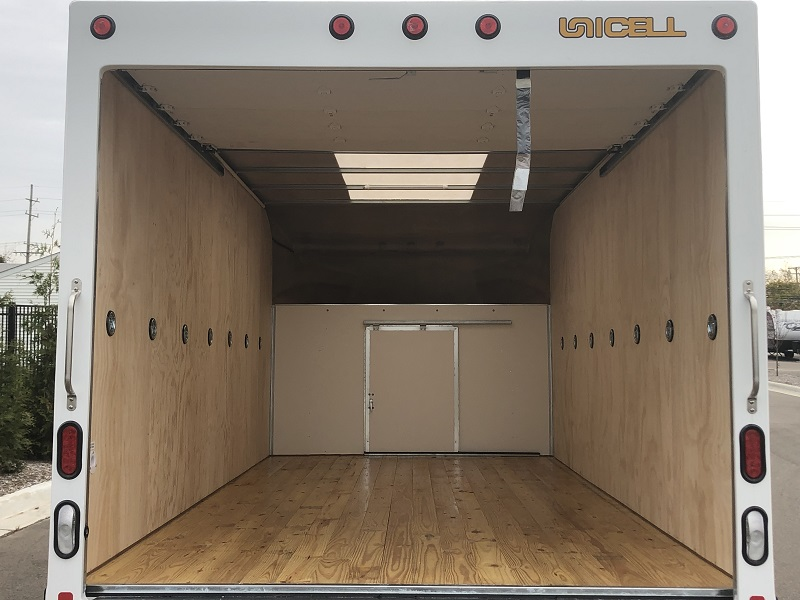 2019 Express 3500 4x2, Unicell Aerocell Cutaway Van #86319 - photo 7