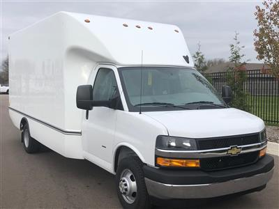 2019 Express 3500 4x2, Unicell Aerocell Cutaway Van #86319 - photo 1