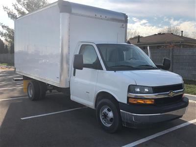 2019 Express 3500 4x2, Supreme Signature Van Dry Freight #86442 - photo 3