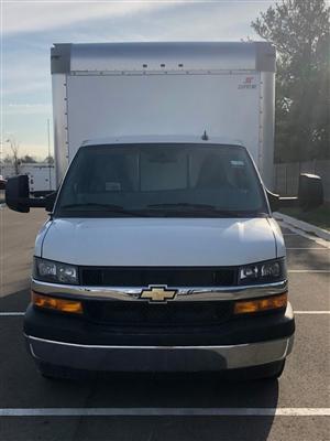 2019 Express 3500 4x2, Supreme Signature Van Dry Freight #86442 - photo 5