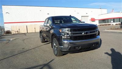 2020 Silverado 1500 Crew Cab 4x4, Pickup #86537 - photo 1