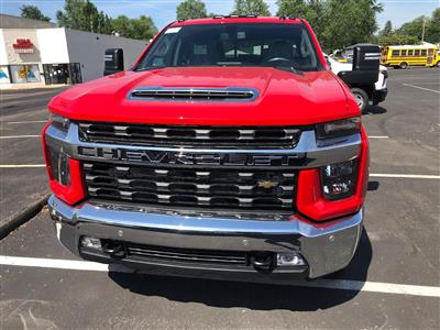 2020 Chevrolet Silverado 2500 Crew Cab 4x4, Pickup #87296 - photo 1