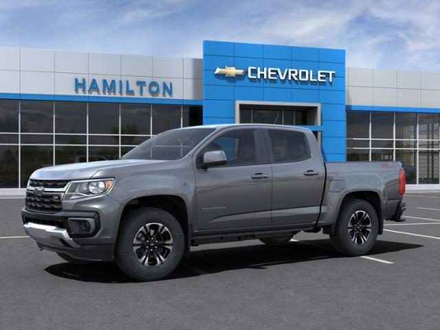 2021 Chevrolet Colorado Crew Cab 4x4, Pickup #87487 - photo 3