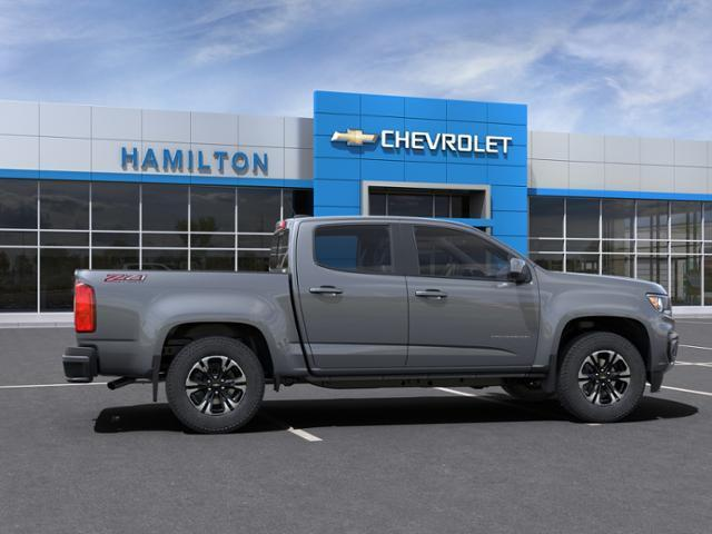 2021 Chevrolet Colorado Crew Cab 4x4, Pickup #87487 - photo 5