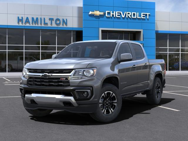 2021 Chevrolet Colorado Crew Cab 4x4, Pickup #87487 - photo 6
