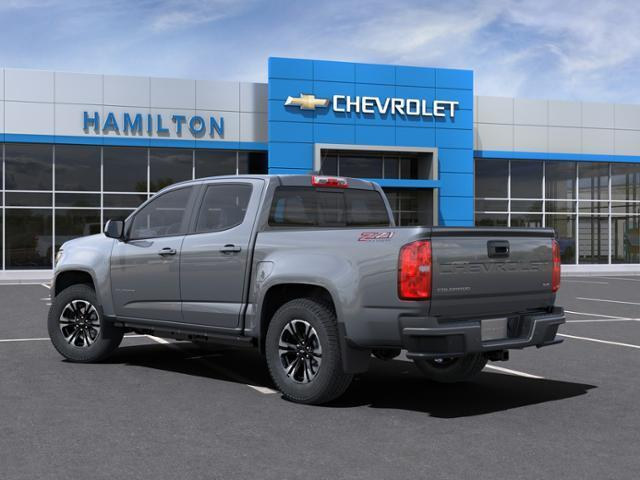 2021 Chevrolet Colorado Crew Cab 4x4, Pickup #87699 - photo 4