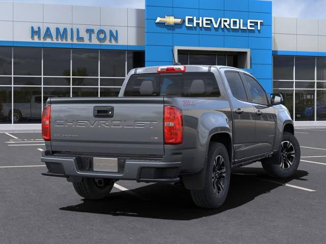 2021 Chevrolet Colorado Crew Cab 4x4, Pickup #87699 - photo 2