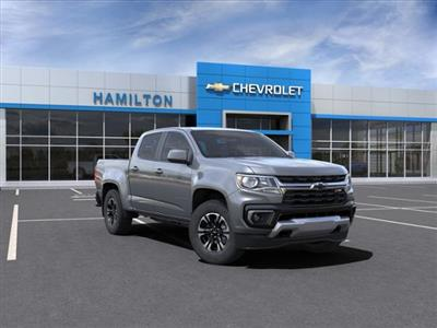 2021 Chevrolet Colorado Crew Cab 4x4, Pickup #87699 - photo 1
