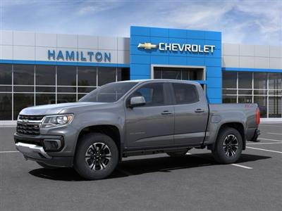 2021 Chevrolet Colorado Crew Cab 4x4, Pickup #87699 - photo 3