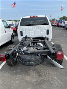 2019 Chevrolet Silverado 2500 Double Cab RWD, Cab Chassis #88193 - photo 5