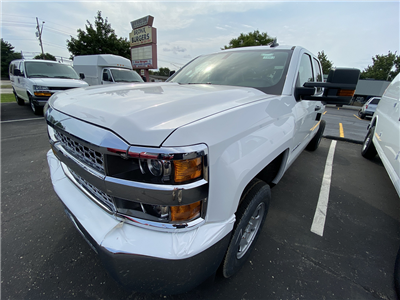 2019 Chevrolet Silverado 2500 Double Cab RWD, Cab Chassis #88193 - photo 1
