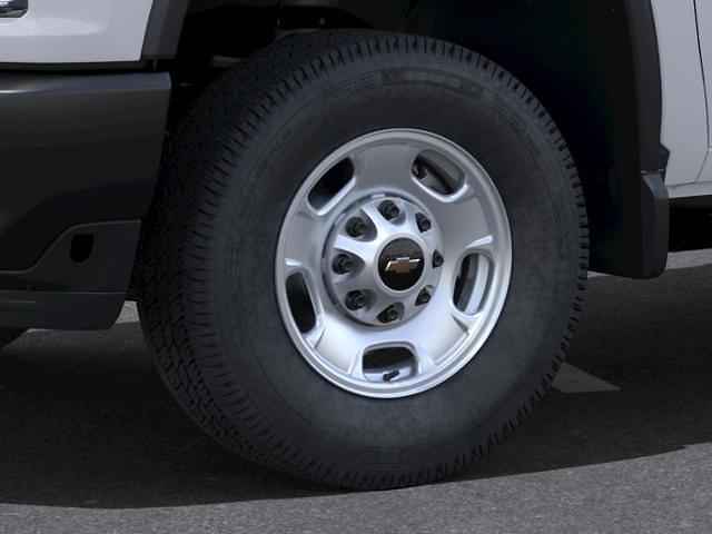 2021 Chevrolet Silverado 2500 Regular Cab 4x4, Western Snowplow Pickup #88208 - photo 10