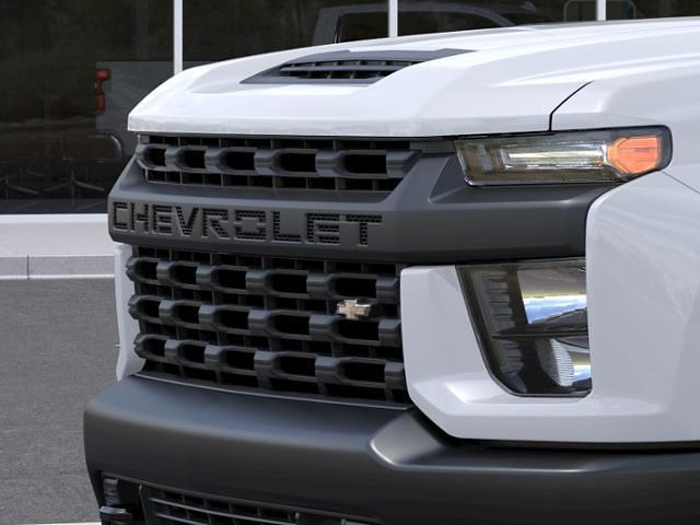 2021 Chevrolet Silverado 2500 Regular Cab 4x4, Western Snowplow Pickup #88208 - photo 13