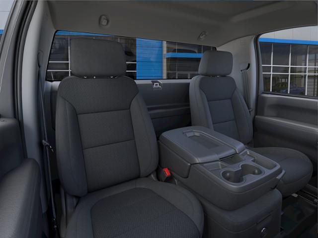 2021 Chevrolet Silverado 2500 Regular Cab 4x4, Western Snowplow Pickup #88208 - photo 15