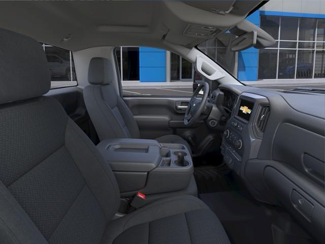 2021 Chevrolet Silverado 2500 Regular Cab 4x4, Western Snowplow Pickup #88208 - photo 16