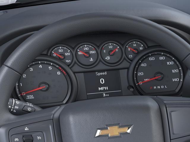 2021 Chevrolet Silverado 2500 Regular Cab 4x4, Western Snowplow Pickup #88208 - photo 17