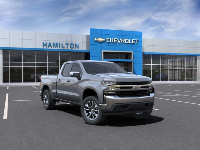 2021 Chevrolet Silverado 1500 Double Cab 4x4, Pickup #88218 - photo 1