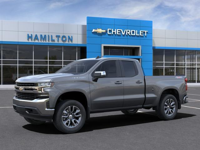 2021 Chevrolet Silverado 1500 Double Cab 4x4, Pickup #88218 - photo 3