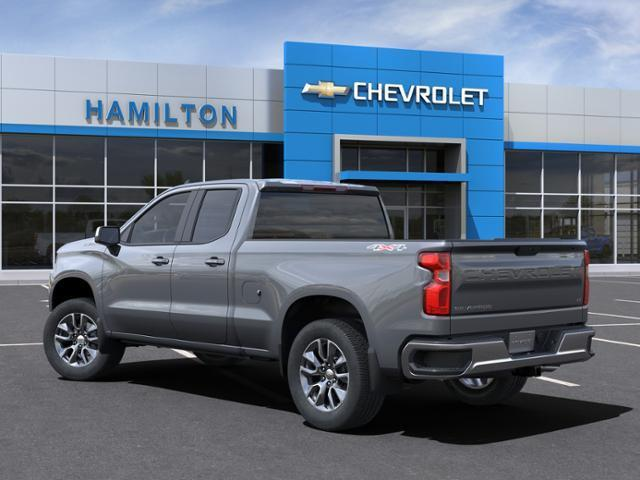 2021 Chevrolet Silverado 1500 Double Cab 4x4, Pickup #88218 - photo 4