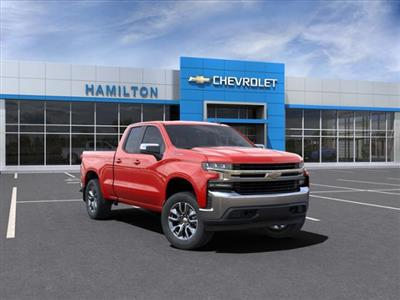 2021 Chevrolet Silverado 1500 Double Cab 4x4, Pickup #88220 - photo 1