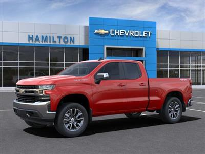 2021 Chevrolet Silverado 1500 Double Cab 4x4, Pickup #88220 - photo 3