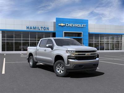 2021 Chevrolet Silverado 1500 Crew Cab 4x4, Pickup #88305 - photo 1