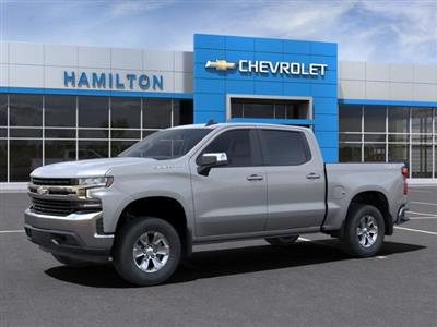 2021 Chevrolet Silverado 1500 Crew Cab 4x4, Pickup #88305 - photo 3