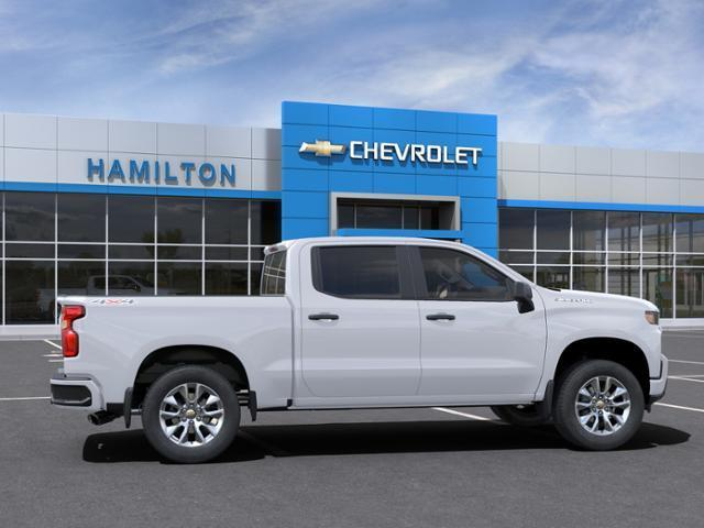 2021 Chevrolet Silverado 1500 Crew Cab 4x4, Pickup #88308 - photo 5